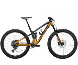 "MTB Trek Fuel EX 9.8 GX 27.5"" orange"