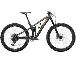 "MTB Trek Fuel EX 9.8 GX 29"" grön"