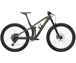 "MTB Trek Fuel EX 9.8 GX 275"" grön"