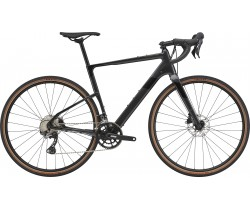 Gravelbike Cannondale Topstone Carbon 5 grå