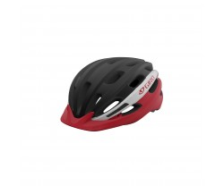 Cykelhjälm Giro Register Mips svart/röd