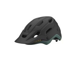 Cykelhjälm Giro Source Mips svart/grön
