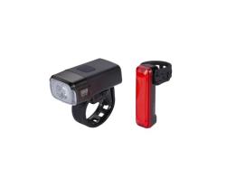 Lampset BBB NanoStrike 600 & Rear Signal