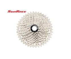 Kassett Sunrace CSMS3 10 växlar 11-42T för Shimano