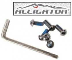 Skivbromsskruv Alligator (6-pack Torx)