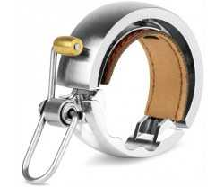Ringklocka Knog Oi Luxe Small silver