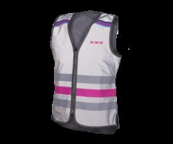 Reflexväst Wowow Lucy Jacket FR rosa/reflex