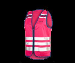 Reflexväst Wowow Lucy Jacket rosa/reflex