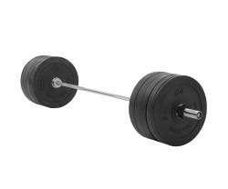 Viktskiva Bumper Master Fitness Bumperplate 5 KG