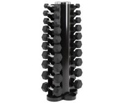 Hantelset Master Fitness Hexagon 1-10 Kg