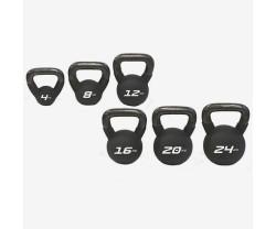 Kettlebell Master Fitness Neoprenklädd 20 KG