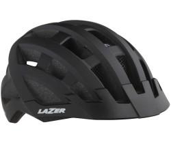 Hjälm Lazer Compact DLX matt svart