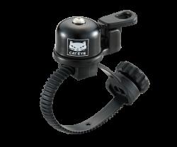 Ringklocka Cateye (oversize) 19-32mm svart 20mm