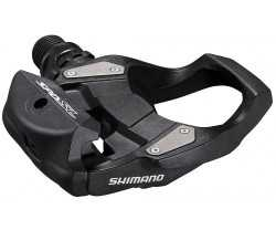 Pedaler Shimano PD-RS500 SPD-SL inkl. pedalklossar