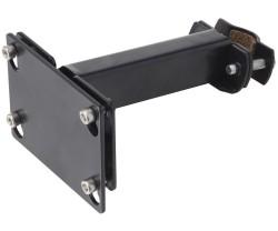 Fäste Basil Fixed mounted stem holder svart