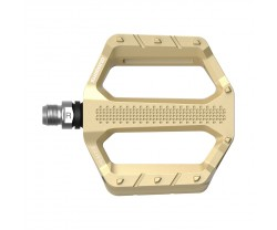 Pedaler Shimano Flat PD-EF202 Guld