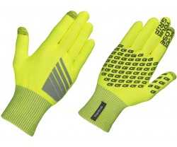 Handskar GripGrab Primavera Hi-Vis Midseason hi-vis gul