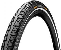 "Däck Continental Ride Tour ExtraPuncture Belt 37-622 (28 x 1 3/8 x 1 5/8"") svart/reflex"