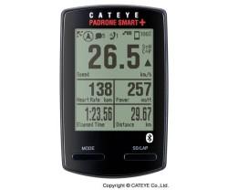 Pyörätietokone Cateye Padrone Smart + Speed/Cadence -sarja