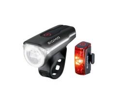 Belysningsset Sigma Aura 60 USB & Infinity USB stVZO