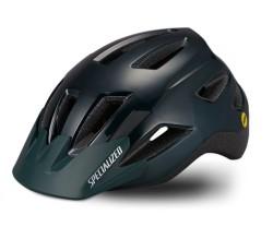 Cykelhjälm Specialized Shuffle Child LED Mips grön 4-7 år