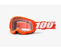 Goggles 100% Strata 2 Goggle Orange