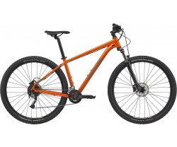 "MTB Cannondale Trail 6 29"" Orange"