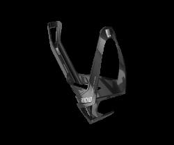 Flaskställ Elite Rocko Carbon glossy svart/Vit