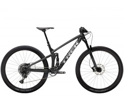 MTB Trek Top Fuel 8 NX svart