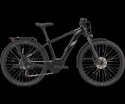 Elcykel Cannondale Tesoro Neo X 3 svart