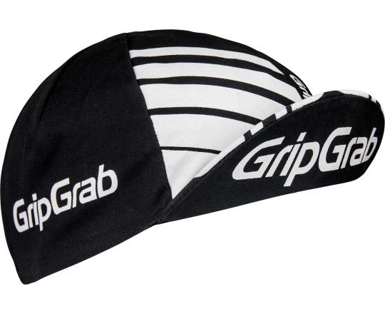 Sykkelcaps GripGrab Classic svart one-size