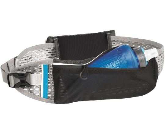 Midjebälte Camelbak Ultra Belt 3 l med 500 ml flaska svart/silver x-small/small