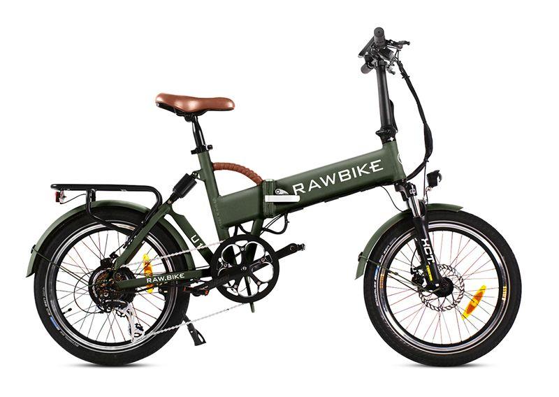 Rawbike U2 500W Army green
